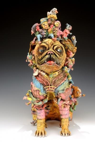 Mother Pug