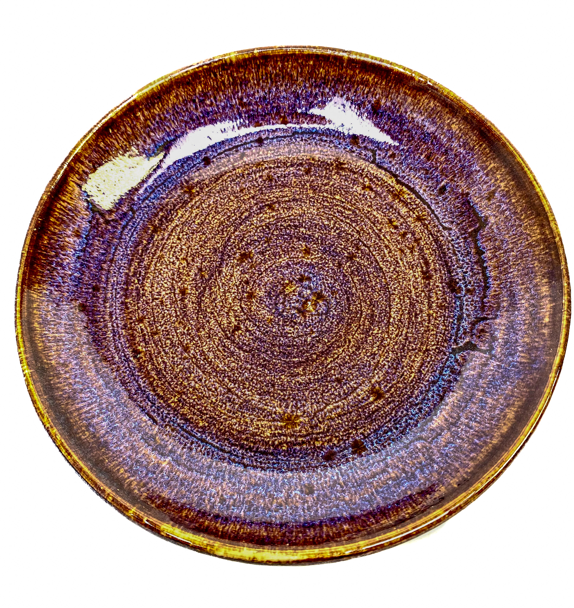 Thrown Platter