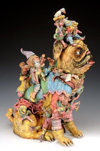 Janis Mars Wunderlich Ceramic Workshop