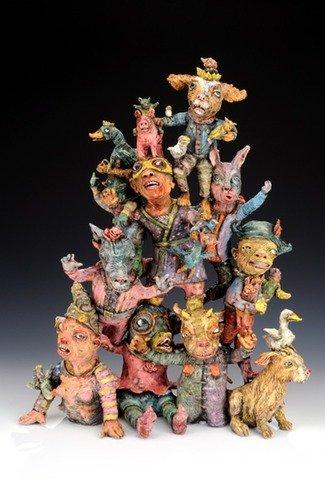 Santa Fe Clay Ceramic Workshop